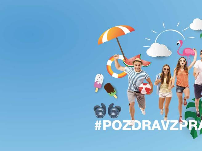 Obrázok ku článku #POZDRAVZPRAZDNIN - soutěž o 10 x #TYWOLESLUCHATKA JBL Reflect Mini NC