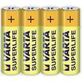 Obrázok produktu Varta SuperLife 1.5V AA 4x (vo fólií)